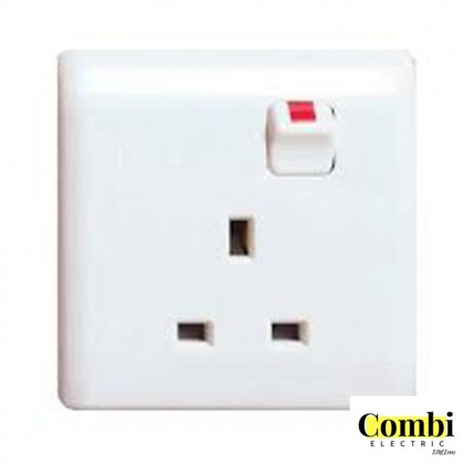 hager  System 8000 13A / 15A  Socket Outlet