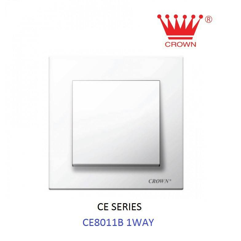 Crown Ce Series Switch    Switches  U0026 Socket Outlet    Suis